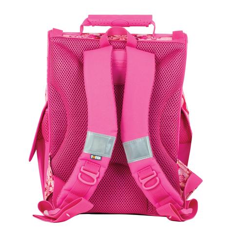 9adbf40157a8 Ранец с ортопедической спинкой для девочек