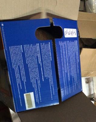 коробка с кодом