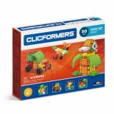 Конструктор CLICFORMERS Basic Set 50 деталей 801001