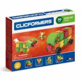 Конструктор CLICFORMERS Basic Set 70 деталей 801002