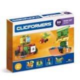 Конструктор CLICFORMERS  Basic Set 90 деталей 801003