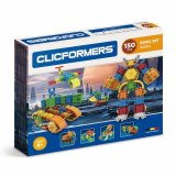 Конструктор CLICFORMERS Basic Set 150 деталей 801005