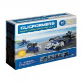 Конструктор CLICFORMERS Transportation set mini 30 деталей 804002